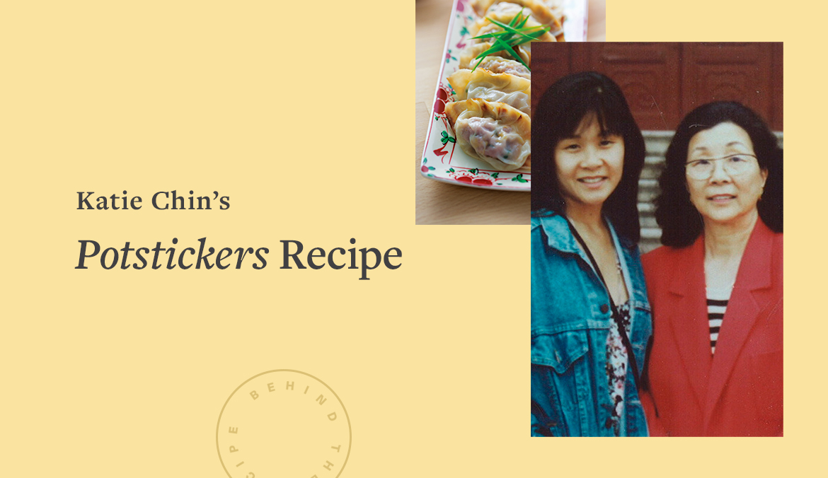 Thumbnail for Celebrity Chef Katie Chin Shares Her Family's Chinese Potstickers Recipe