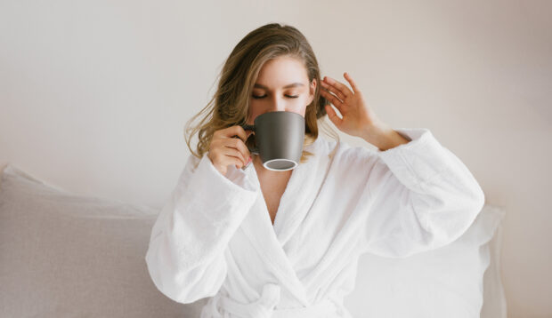 I Added CBD Hot Chocolate to My Bedtime Routine and *Spoiler* I'm Never Taking It...