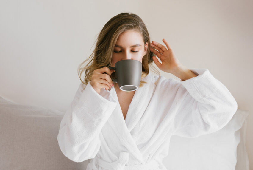 I Added CBD Hot Chocolate to My Bedtime Routine and *Spoiler* I'm Never Taking It Out
