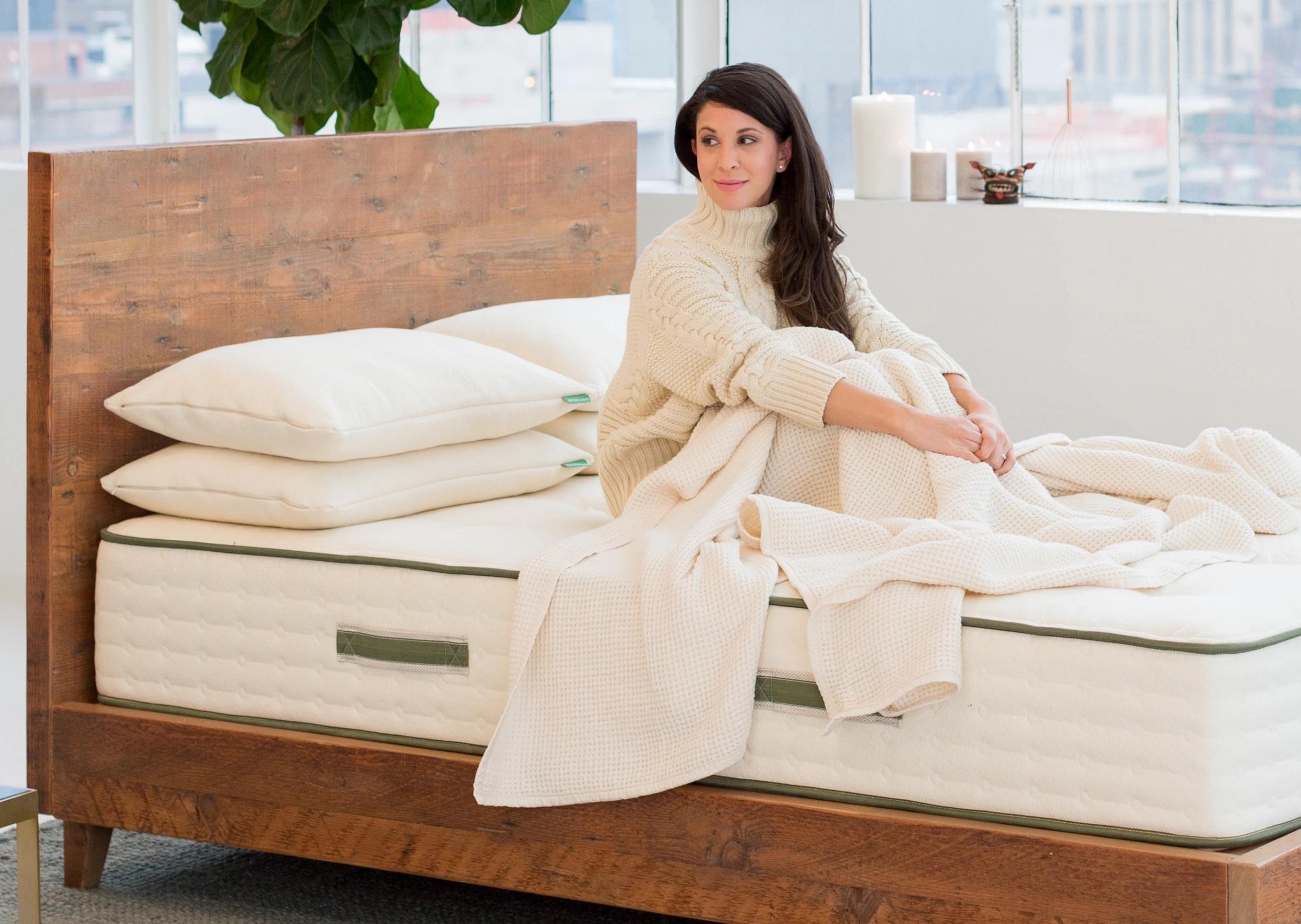 Avocado mattress for back pain