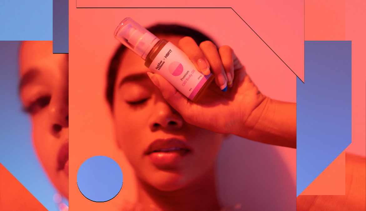 Thumbnail for Hannah Bronfman on CBD Misconceptions, Self Care as a New Mom, and Her Favorite Curl-Reviving Product
