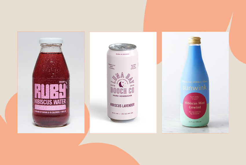 Antioxidant-Rich Hibiscus Is Giving These Food and Beverage Brands a Burst of Flower Power
