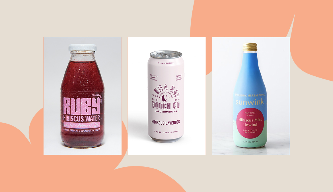 Thumbnail for Antioxidant-Rich Hibiscus Is Giving These Food and Beverage Brands a Burst of Flower Power