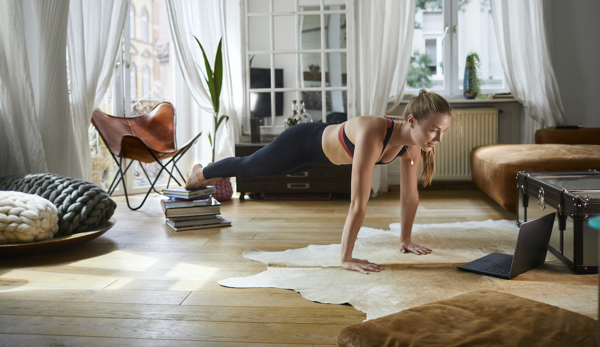 Thumbnail for 5 Moves That Will Work Your Core and Glutes at the Same Time