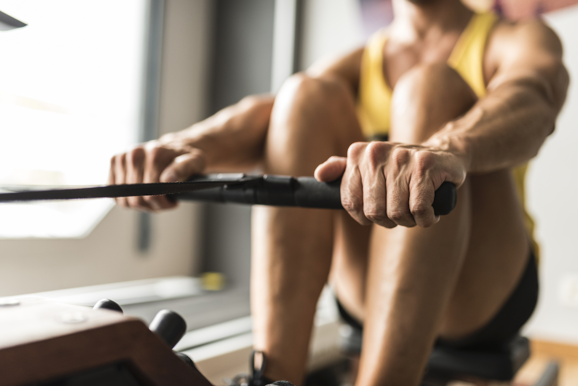 Thumbnail for A 2,000-Meter Row Is the Ultimate Fitness Test—Here's How To Crush It