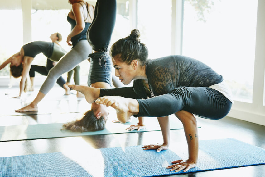 NYC Studios and Gyms Are Starting to Offer Mask-Free Workouts to Fully Vaccinated People