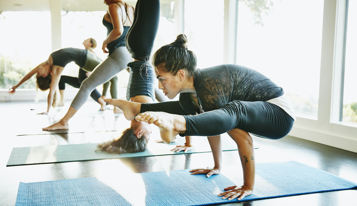 Thumbnail for NYC Studios and Gyms Are Starting to Offer Mask-Free Workouts to Fully Vaccinated People