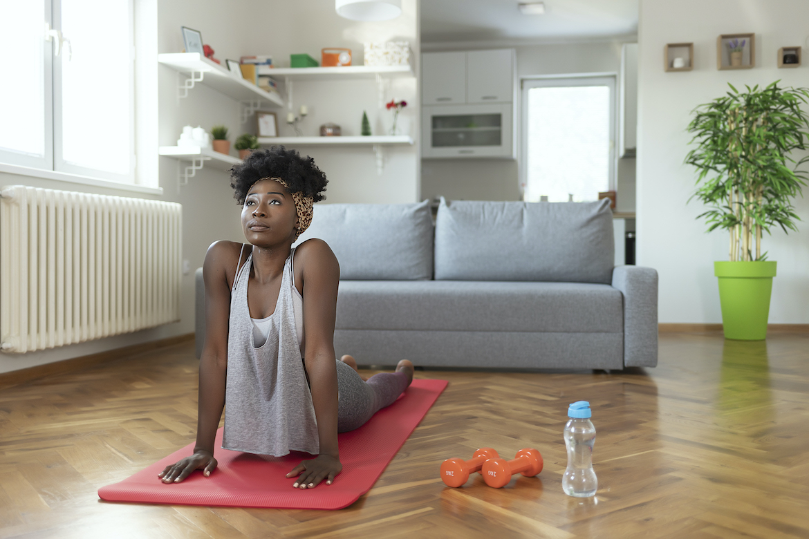 Thumbnail for Have Your Period? Science Says You May Want To Tone Down Your Exercise Intensity