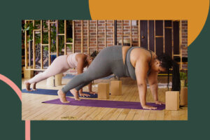 Ignite Your Muscles With This Juicy 20-Minute Yoga Flow