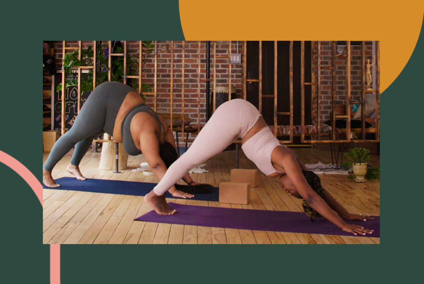 This 30-Minute Yoga Flow Is As Much for Mental Health As Physical Flexibility