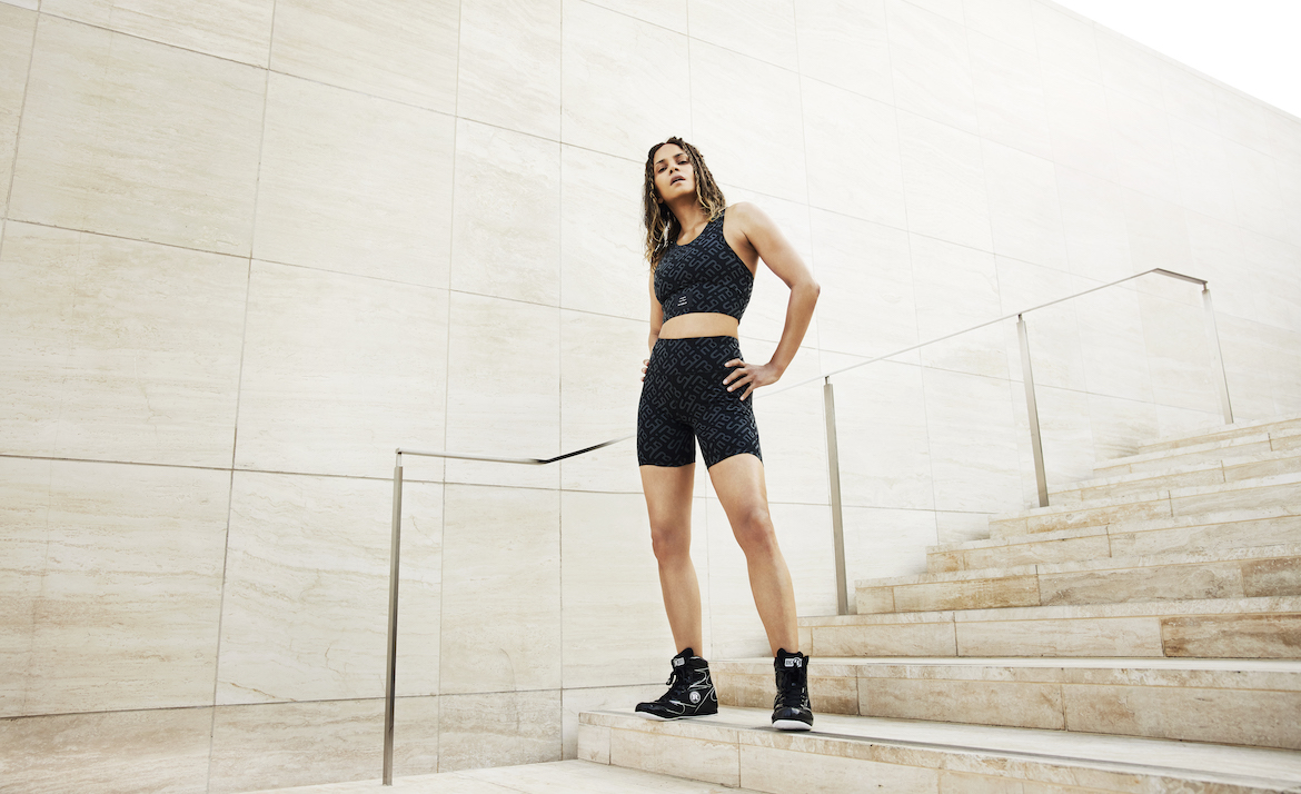 Thumbnail for Halle Berry Teamed Up With Sweaty Betty To Reimagine the Cult-Fave Leggings That Sell Every 90 Seconds