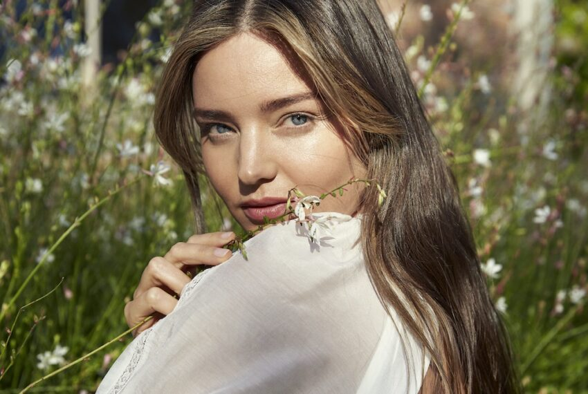 The One Skin-Care Product Miranda Kerr Has Been Using Every Day Since She Was 26