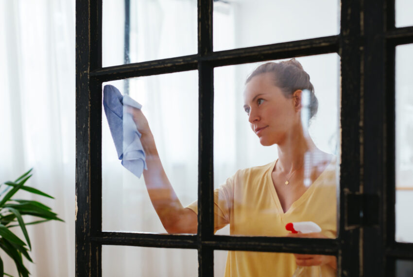 It's Time To Cool It With the Disinfectant—Soapy Water Is Enough To Clean Your Home