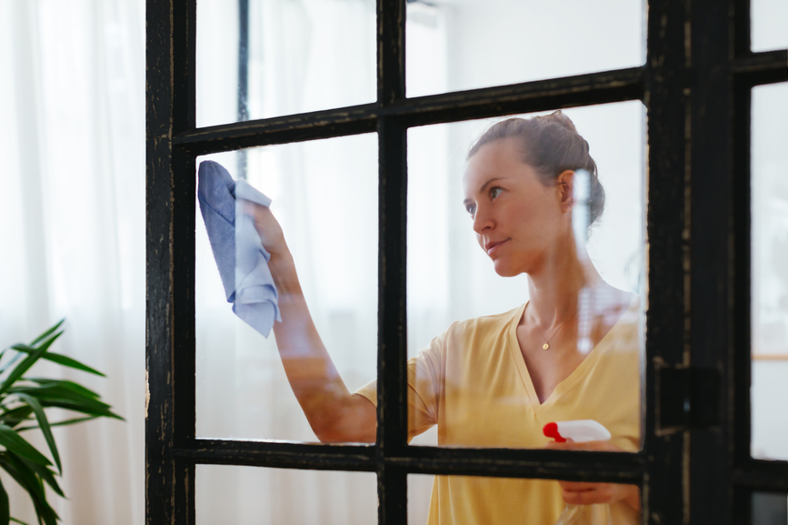 Thumbnail for It's Time To Cool It With the Disinfectant—Soapy Water Is Enough To Clean Your Home
