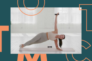 This Core and Upper Body Workout Will Get You On and Off the Mat in 15 Minutes Flat