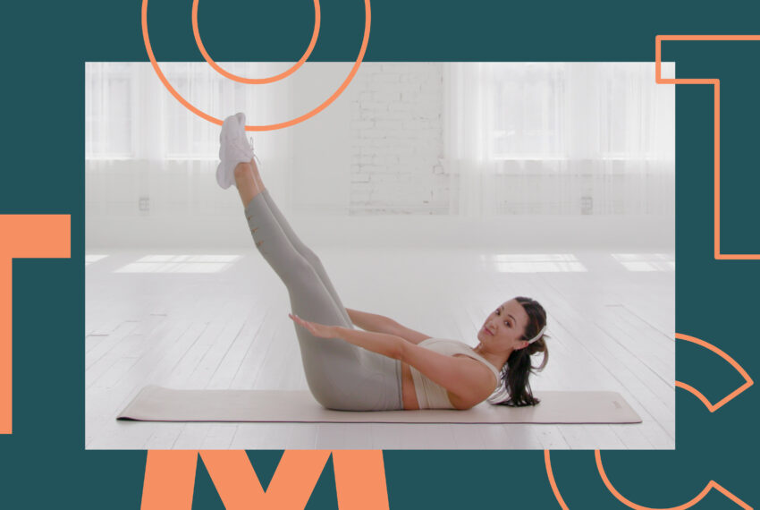 This 20-Minute Barre Workout Will Leave Every Muscle In Your Body Shaking