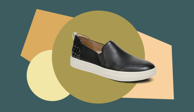 8 Podiatrist-Approved, Slip-On Sneakers You Can Dress Up or Down