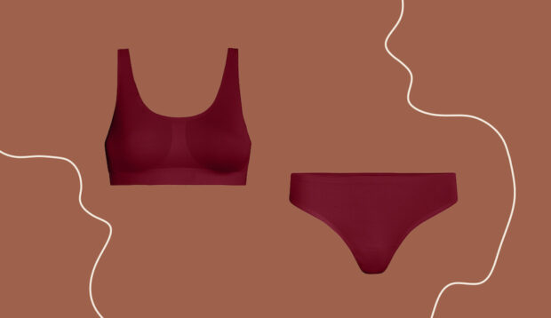 Meet Summer's Airiest Lounge-About Underwear Set, Perfect for Sweaty Days