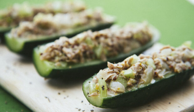 6 Creative Recipes for Cucumbers, One of the Garden's Most Hydrating Foods