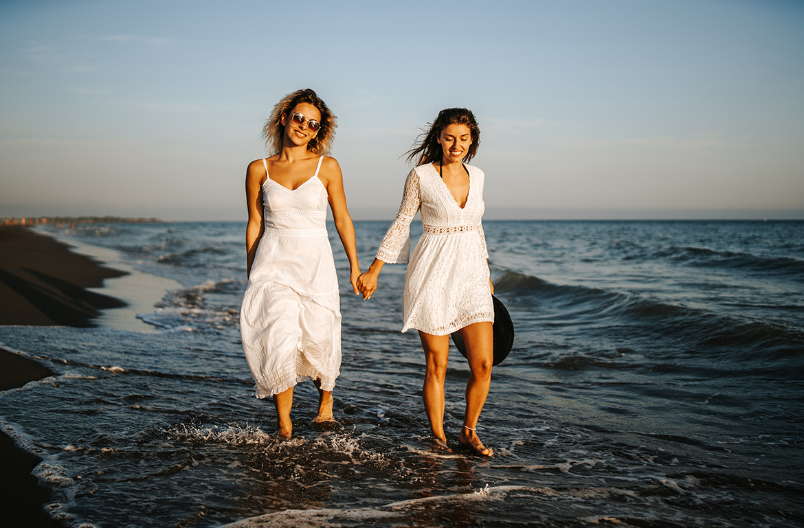 Thumbnail for 10 Flowy White Dresses for Your Effortlessly Stylish Summer Wardrobe