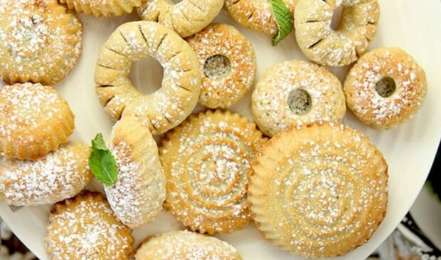 These Date-Filled Maamoul Cookies Are the Sweetest Way To Get Your Fiber
