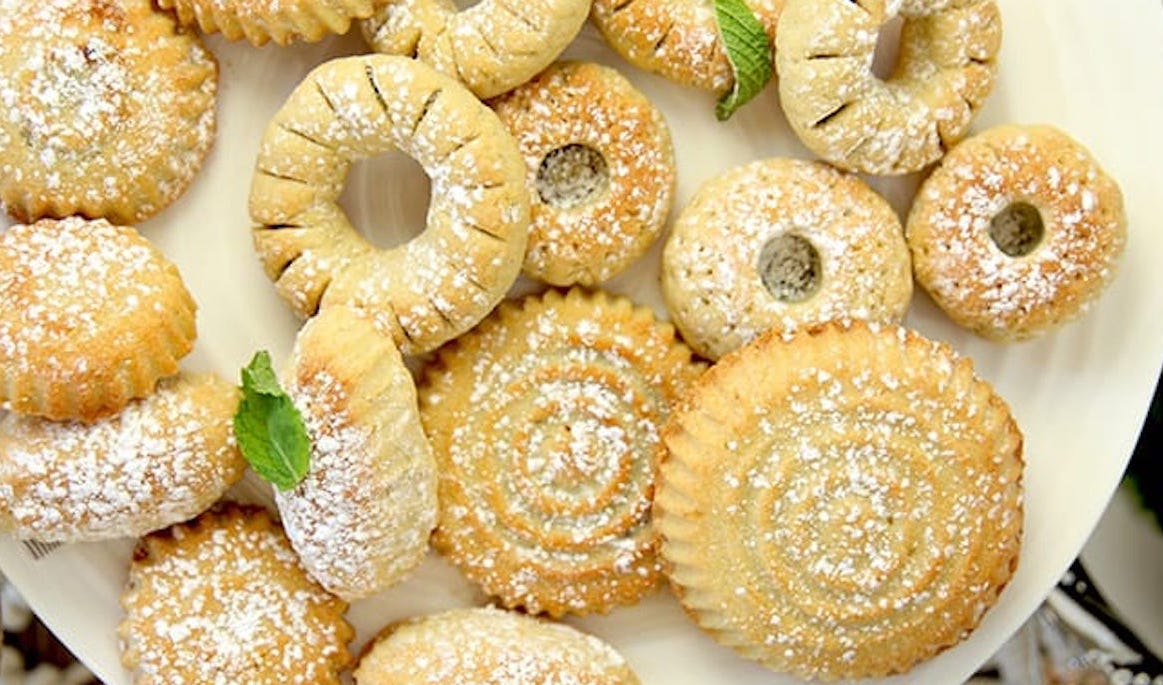 Thumbnail for These Date-Filled Maamoul Cookies Are the Sweetest Way To Get Your Fiber