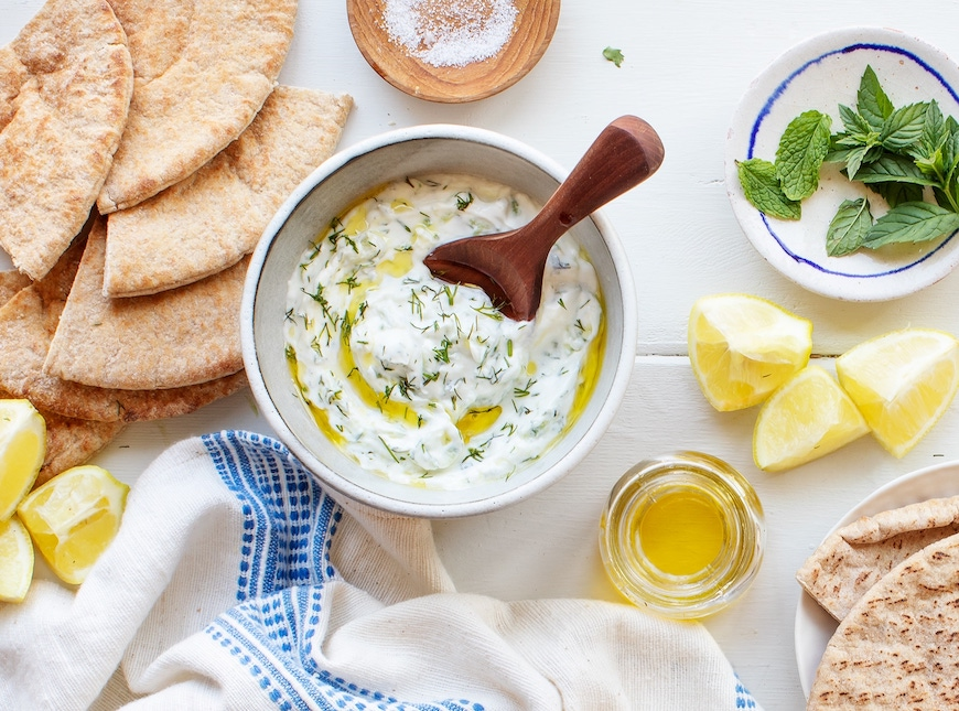 cooking with cucumbers dip