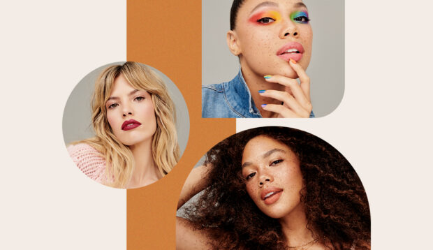 From Skittles Nails to Glowy Everything, These Are the Summer Beauty Looks You're About To See Everywhere