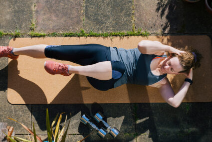 4 Tips To Not Just Survive—But Actually Love—Outdoor Workouts This Summer