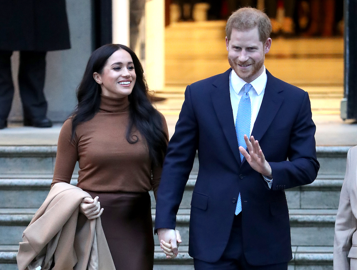 Thumbnail for Prince Harry and Meghan Markle's Baby Girl Is a Gemini—Here's What That May Mean for Her Personality