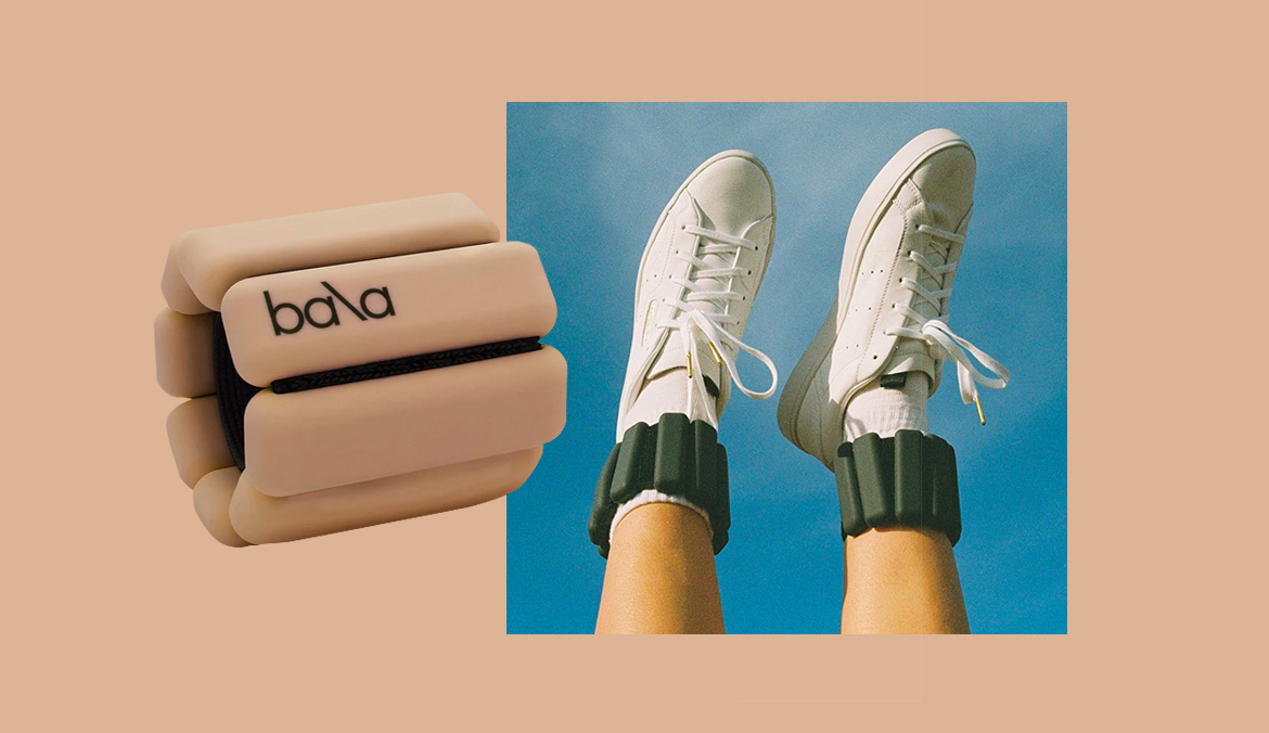 Thumbnail for The Simplest Way To Rocket Past a Workout Plateau? Add Bala Bangles