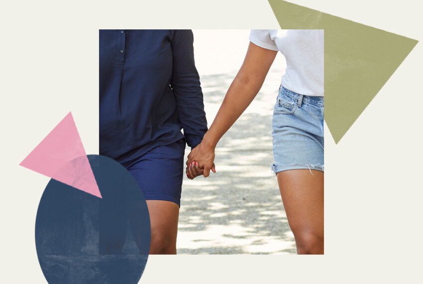 Kiss Me in Public: A Reminder for Lesbians Who Forget To Hold Hands