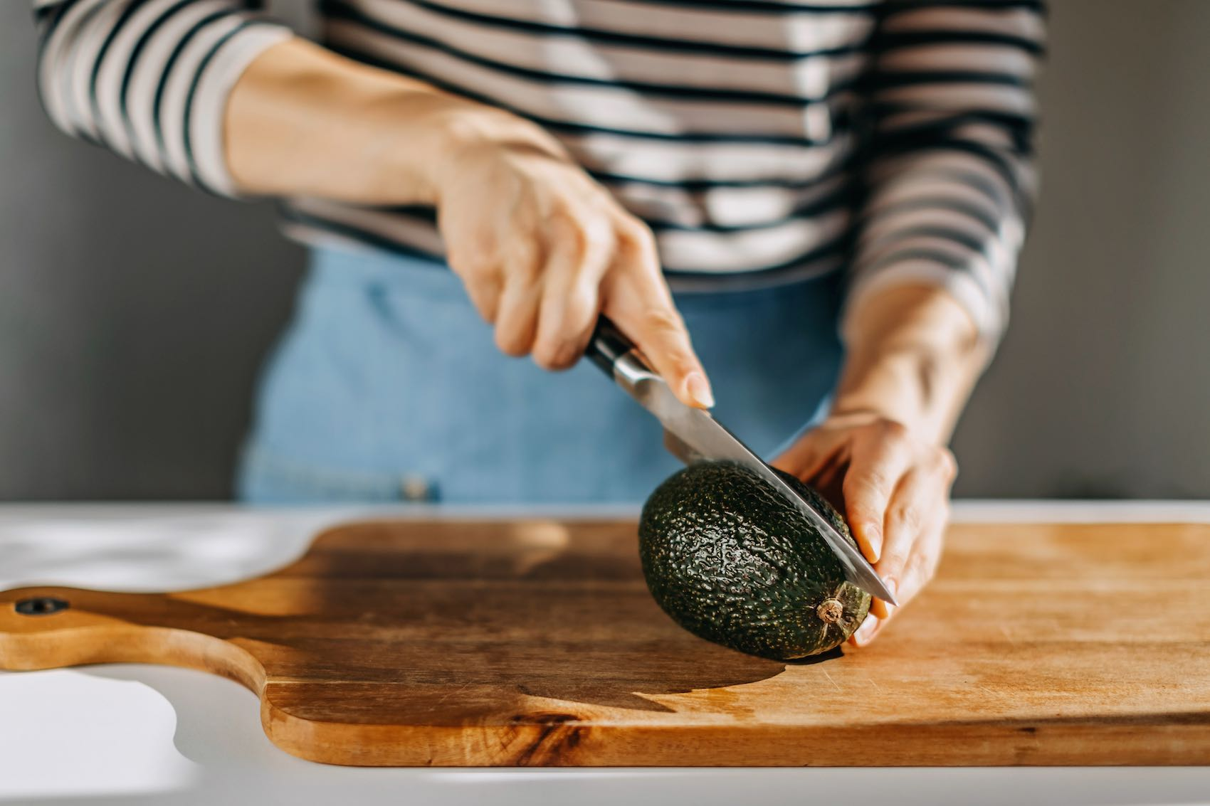 Thumbnail for This Magical Avocado Hack Removes the Pit Instantly With Just Your Fingers