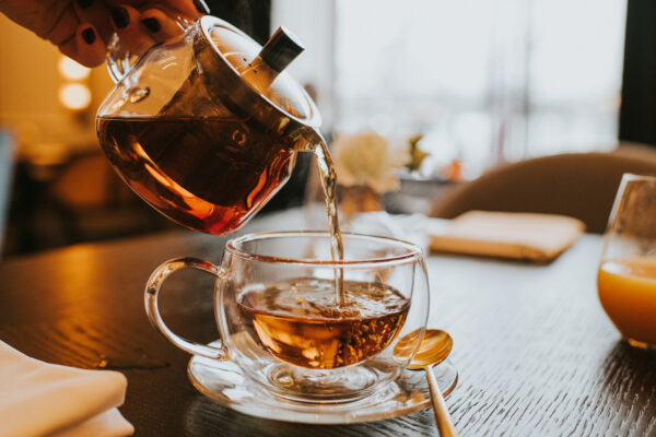 'I'm a Dietitian, and These Are My 4 Favorite Teas for Fighting Inflammation'