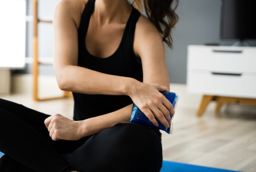 How To Tell If You Need Hot Versus Cold Therapy for Sore Muscles