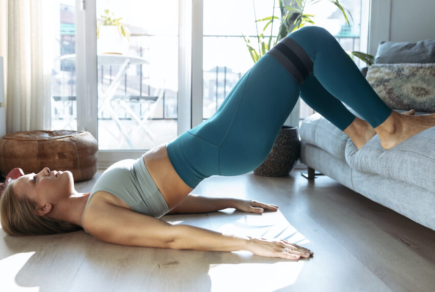 Strengthen and Sculpt Your Hamstrings at Home With These 5 Exercises
