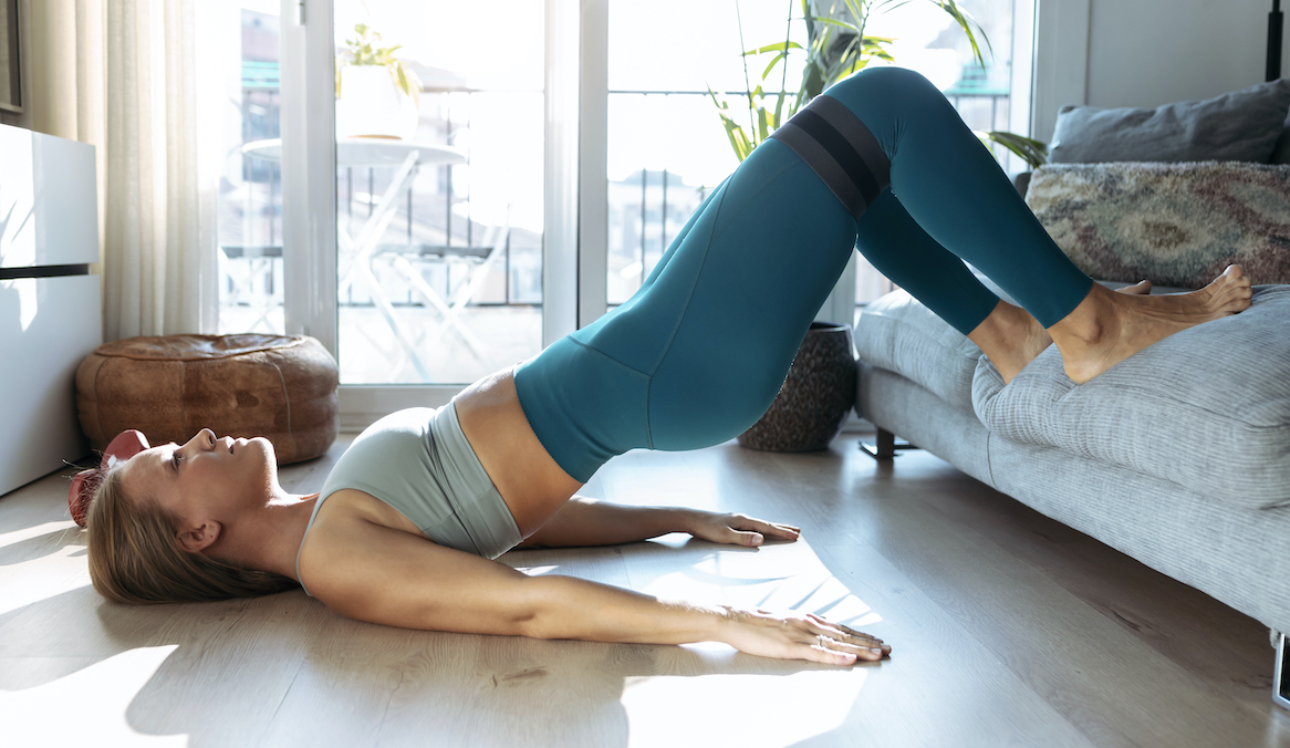 Thumbnail for Strengthen and Sculpt Your Hamstrings at Home With These 5 Exercises