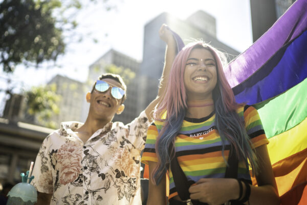 Can Straight People Call Themselves Queer Without Being Appropriative? It's Complicated