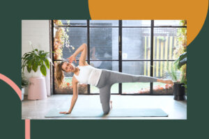 Skip Your Scroll Break in Favor of This Energizing 10-Minute Full-Body Pilates Workout