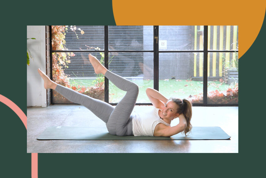 This 18-Minute Pilates Routine Helps Prevent Injury and Improve Performance for Runners