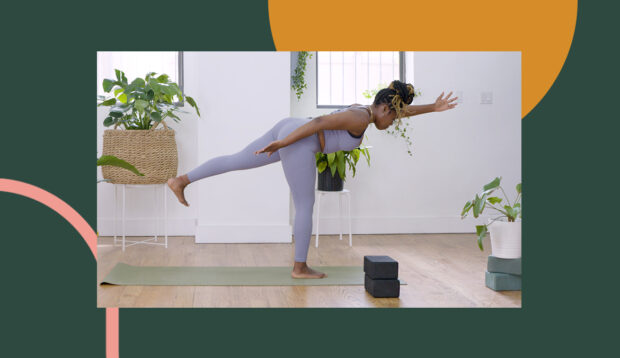 This 30-Minute Yoga Flow Is the Reset You Need To Prep for a Roaring '20s Summer
