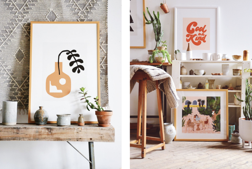 15 Ideas for Decorating Any Room With Vibrant Plant-Themed Decor