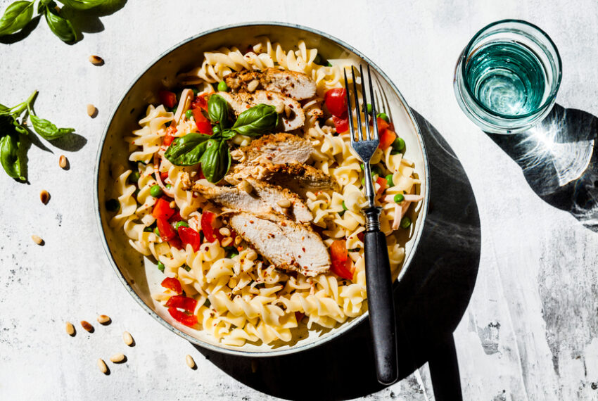 6 High-Protein Pasta Salad Recipes for Your Next Summer Get-Together