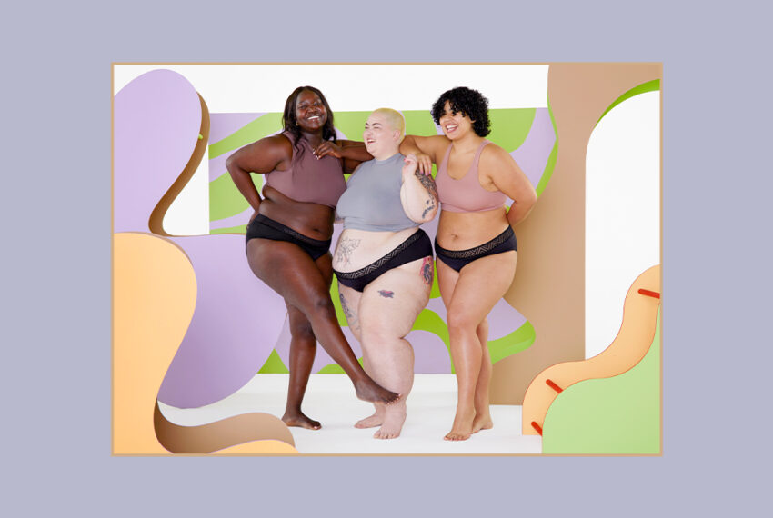 Thinx Just Revamped and Extended Its Size Offerings To Ensure a Better, More Absorbent Fit for All