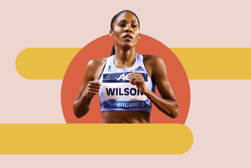 Being Intentional Transformed 800-Meter Runner Ajeé Wilson's Olympics Preparation and Performance