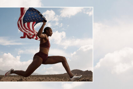 The 3 Pilates Exercises Pro Sprinter and Olympic Hopeful Jaide Stepter Baynes Does for Strong Abs
