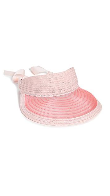 eugenia-kim-pink-visor
