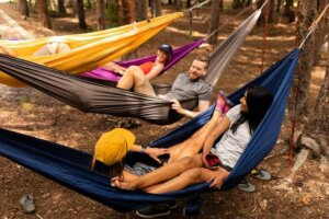 The Best Portable Hammock—And How To Hang It Up Securely
