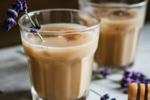 This Stress-Soothing Lavender Beverage Blend Tastes Like a $7 Latte—and It's Only 70 Cents a Cup