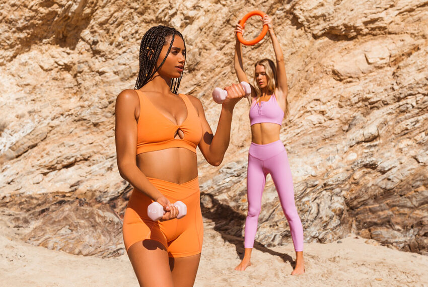 This Under-the-Radar Brand Is Now Making Some of the Best Activewear We've Seen In a While